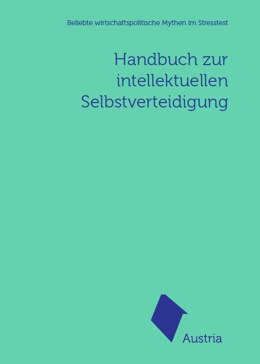 Handbuch zur intellektuellen Selbstverteidigung