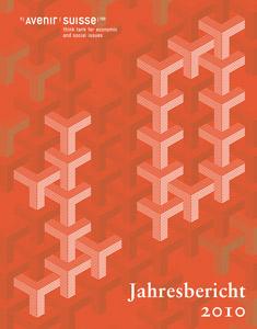 Cover Jahresbericht 2010