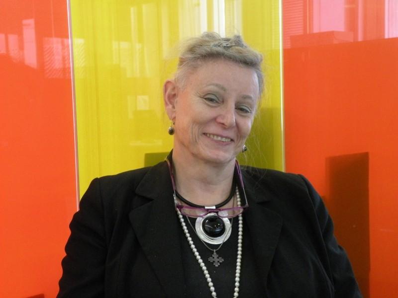 Deirdre McCloskey zu Besuch bei Avenir Suisse, März 2012