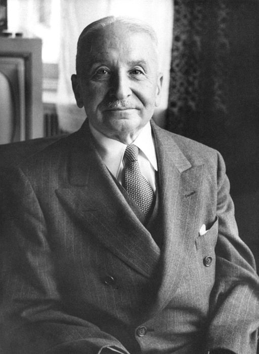 Ludwig von Mises (Quelle: Wikimedia Commons)