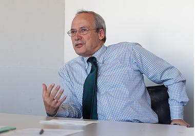 Avenir-Suisse-Direktor Gerhard Schwarz im Interview mit der WOZ