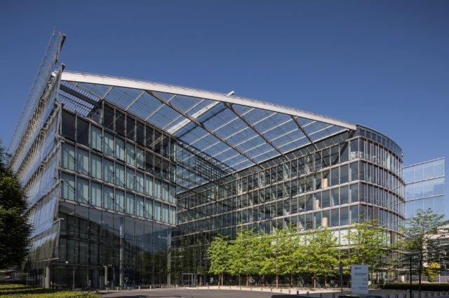 Campus Biotech in Genf (Foto: ©CampusBiotech/Yves Ryncki)