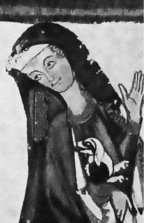 Elisabeth von Wetzikon (1235 – 1298)