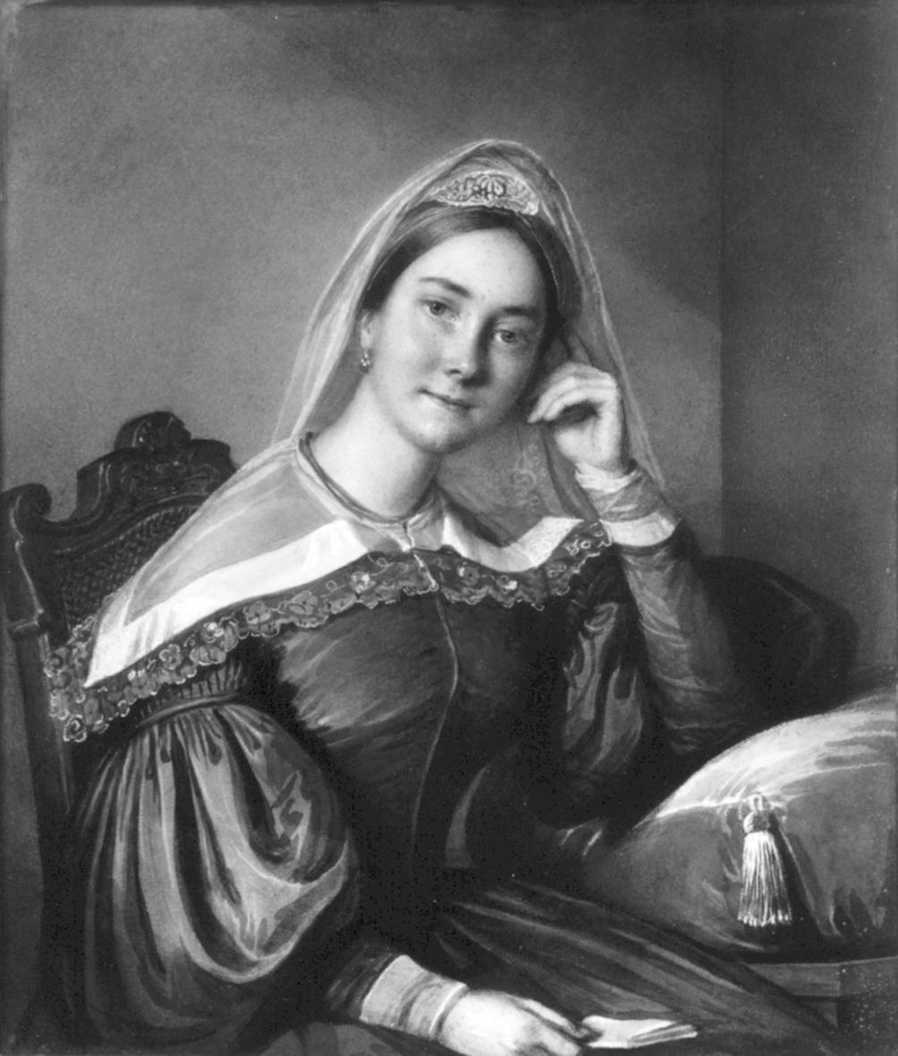 Valérie de Gasparin | Archives Fondation La Source