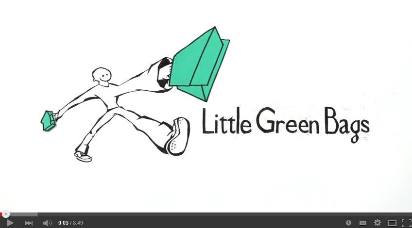 Little green bags_video
