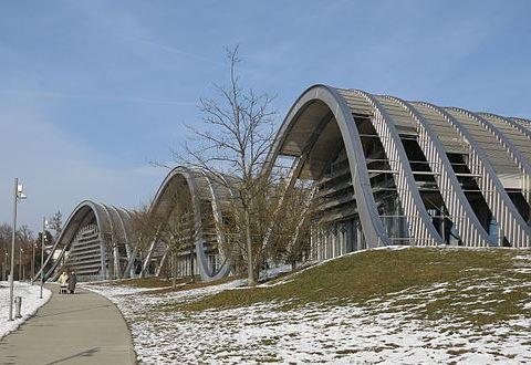 Auch das Resultat eines Stifter-Engagements: Das Zentrum Paul Klee in Bern (Bild Wikimedia Commons)