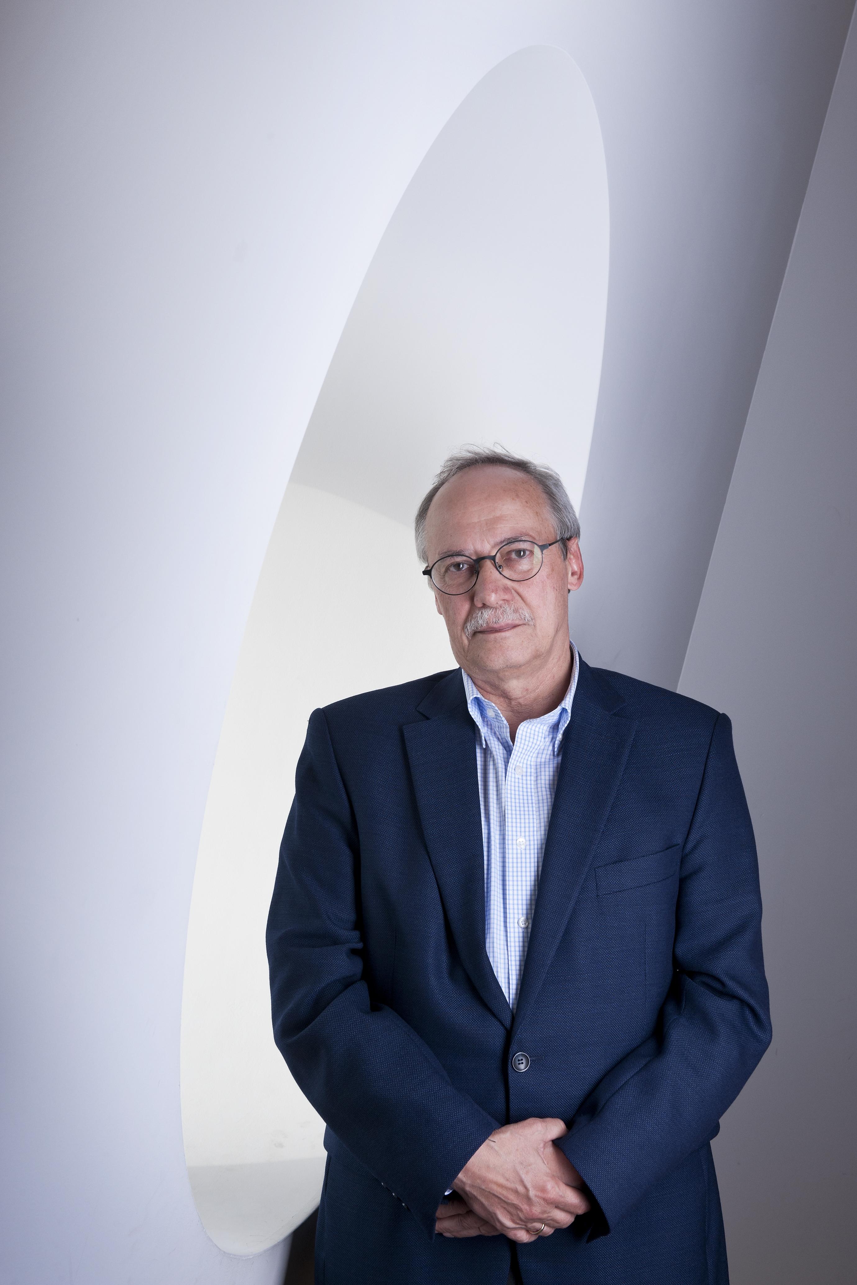 Gerhard Schwarz. (Bild: Dominic Steinmann / NZZ)