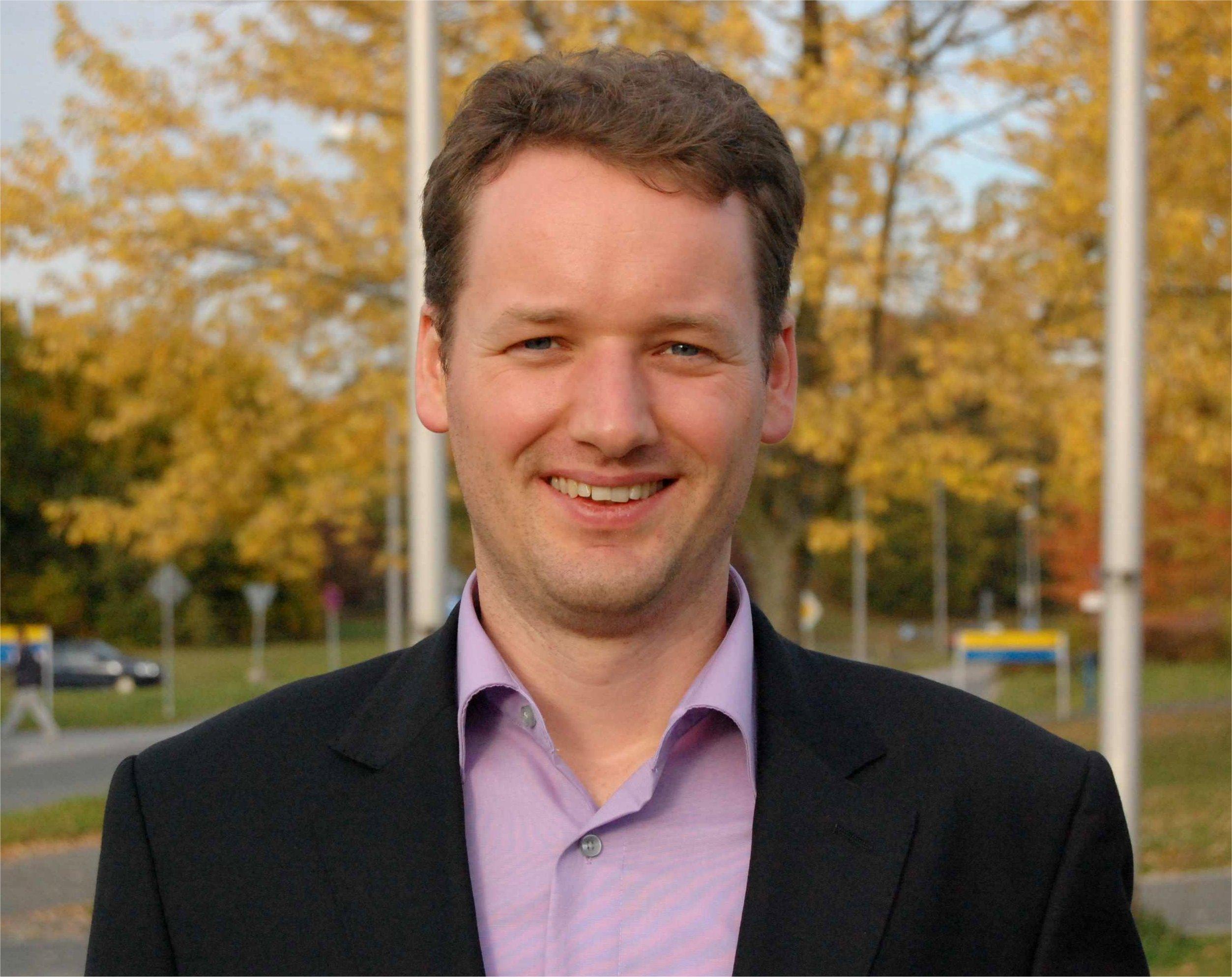 Prof. Dr. David Stadelmann von der Universität Bayreuth. (Foto pd)