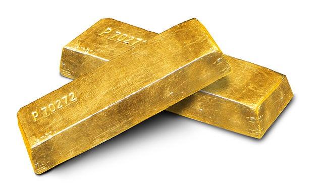 Goldreserven. (Wikimedia Commons)