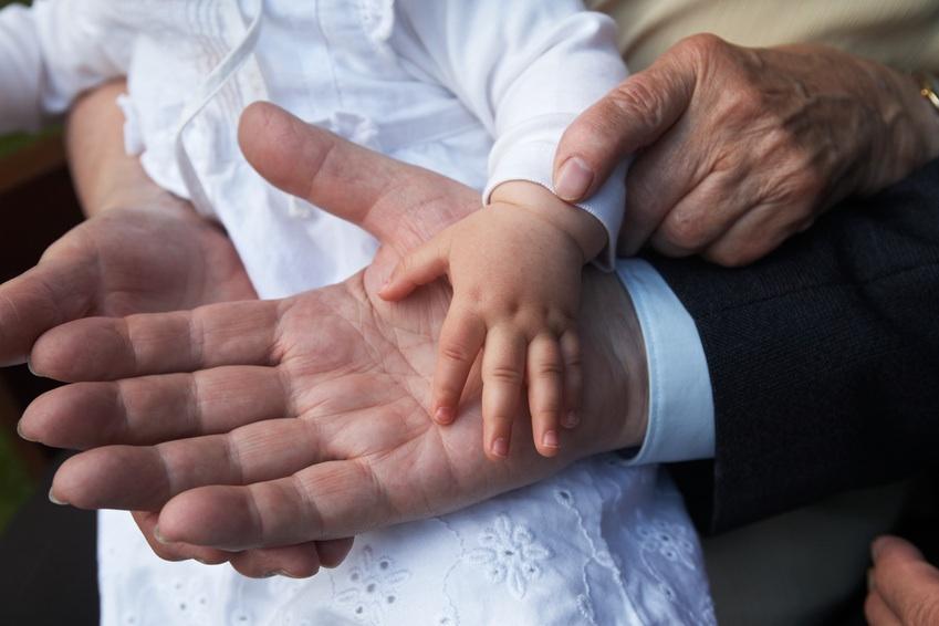 Der Generationenvertrag ist ein Geben und Nehmen.