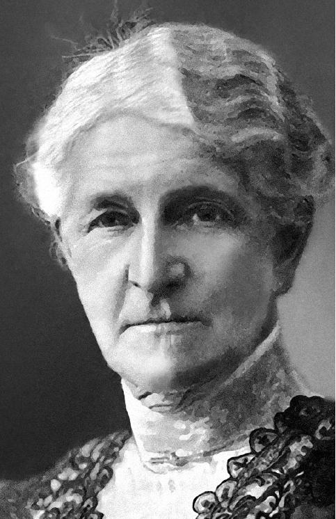Emma Stämpfli-Studer, la mère de la crèche