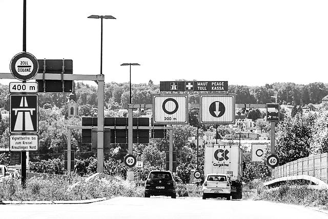 Tout le monde profite de la mobilité transfrontalière (Wikimedia Commons)