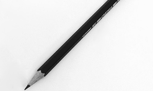 Bleistift. (Wikimedia Commons)