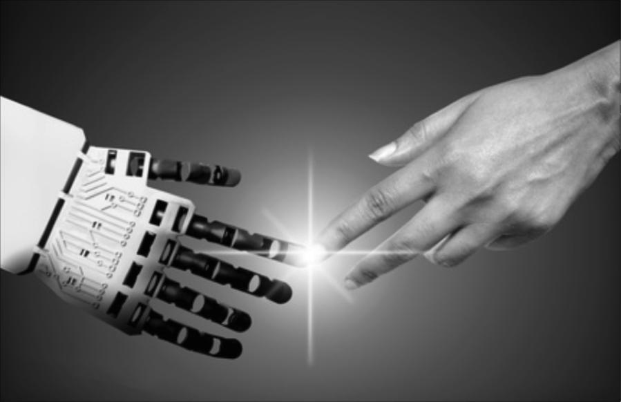 Rispetto ai robot, a noi umani rimarranno vantaggi comparativi su cui puntare. (Fonte: fotolia)